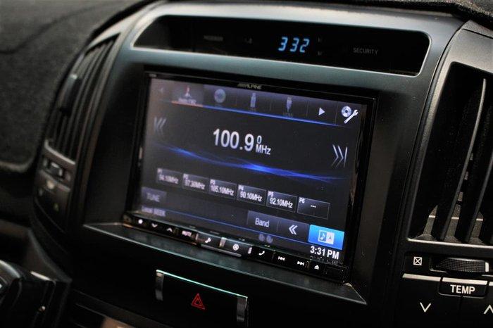 2011 Toyota Landcruiser GXL VDJ200R MY10 4X4 Constant Grey