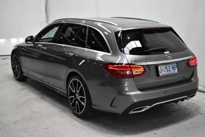 2020 Mercedes-Benz C-Class C300 S205 Selenite Grey