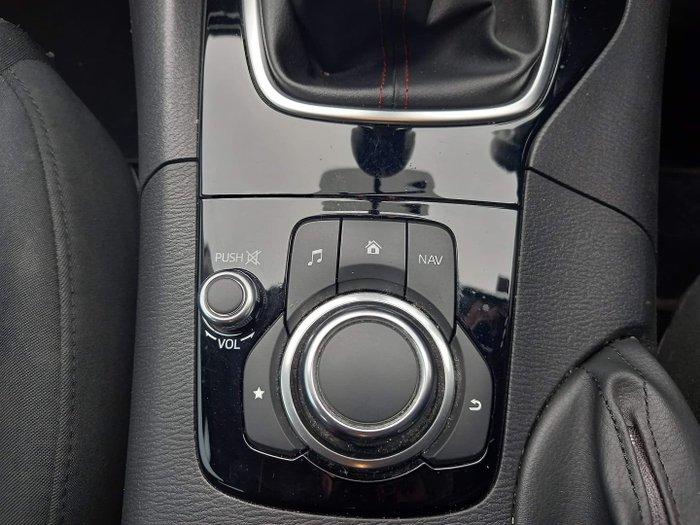 2014 Mazda 3 Maxx BM Series Soul Red
