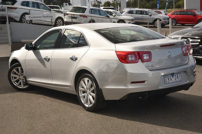 2013 Holden Malibu CDX EM MY13 Silver