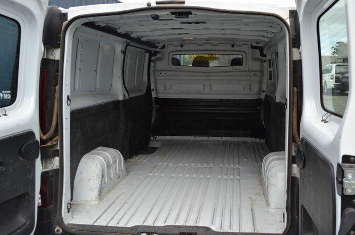 2016 Renault Trafic 103KW X82 GLACIER WHITE LWB MANUAL