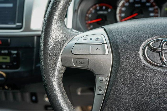 2013 Toyota Hilux SR5 KUN26R MY14 4X4 Grey