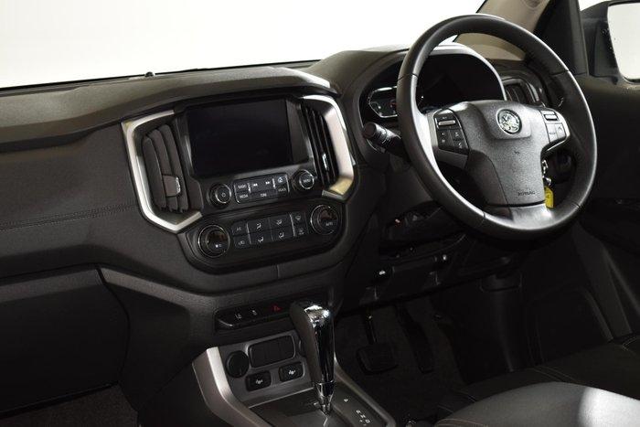 2019 Holden Colorado Z71 RG MY20 4X4 Dual Range Summit White