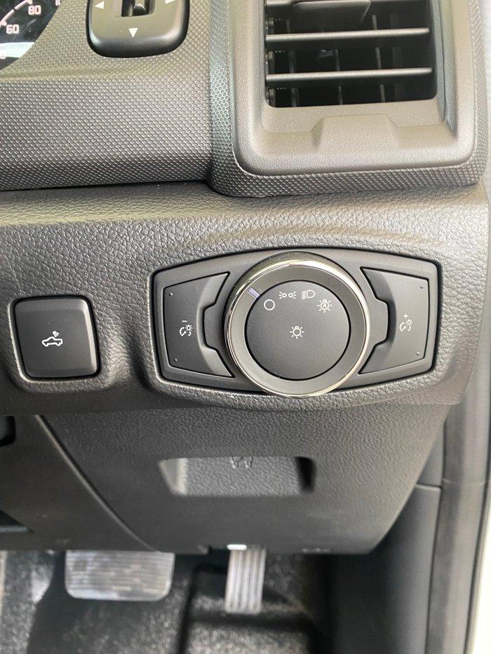 2020 Ford Ranger XL PX MkIII MY21.25 4X4 Dual Range Arctic White