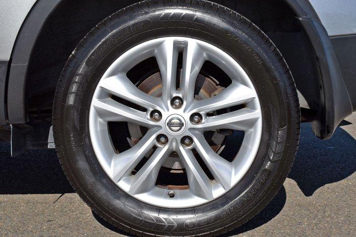 2013 Nissan Dualis ST J10 Series 3 MY12 Silver