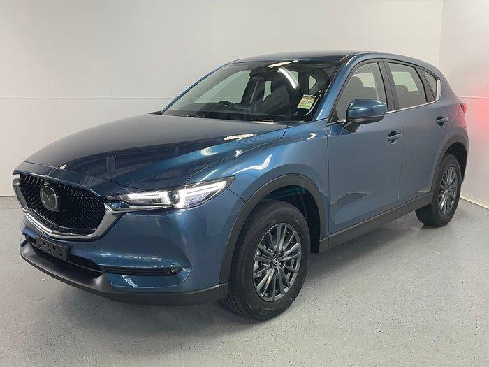 2021 Mazda CX-5 Maxx KF Series Eternal Blue