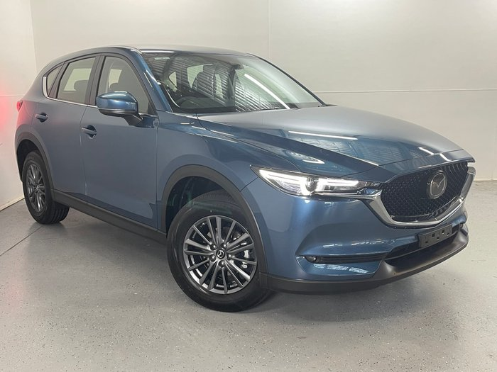 2021 Mazda CX-5 Maxx KF Series Eternal Blue