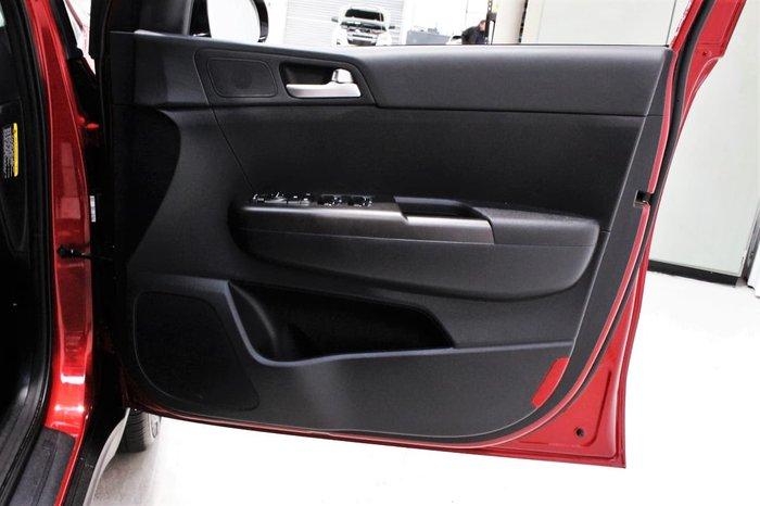 2020 Kia Sportage S QL MY20 Red
