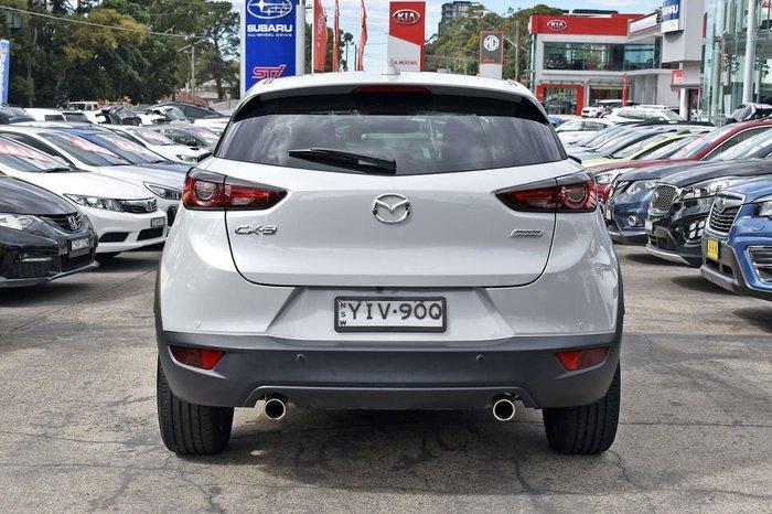 2019 Mazda CX-3 sTouring DK Silver