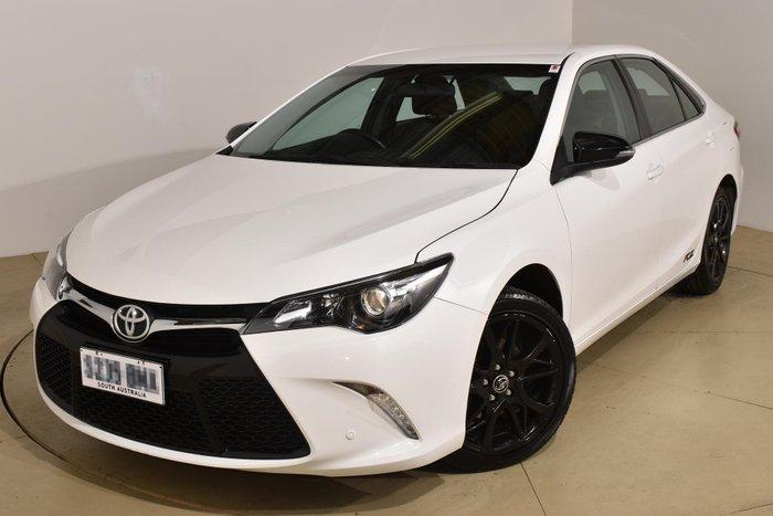 2017 Toyota Camry RZ ASV50R Diamond White