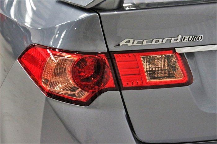 2012 Honda Accord V6 Luxury 8th Gen MY12 Silver