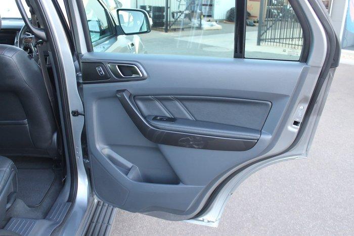 2015 Ford Everest Titanium UA 4X4 Dual Range Aluminium