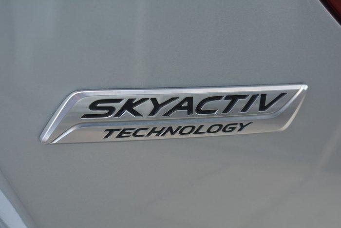 2016 Mazda CX-5 Maxx Sport KE Series 2 Sonic Silver