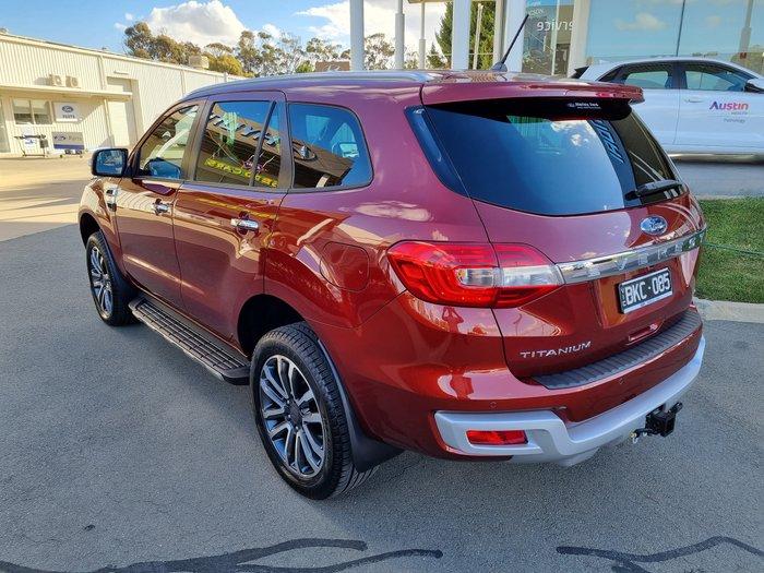 2020 Ford Everest Titanium UA II MY21.25 4X4 Dual Range Sunset