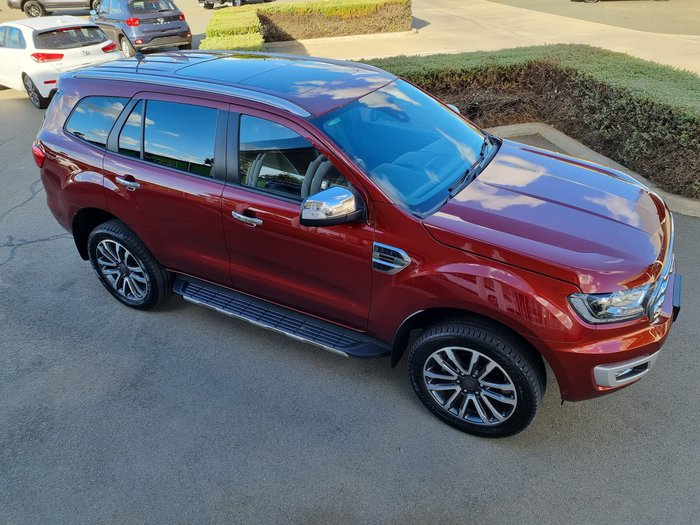 2020 Ford Everest Titanium UA II MY20.25 4X4 Dual Range Sunset