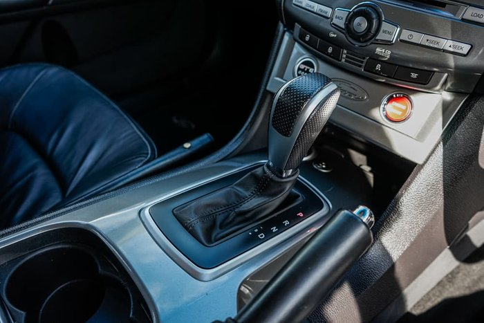 2008 Ford Performance Vehicles GT-E FG Black