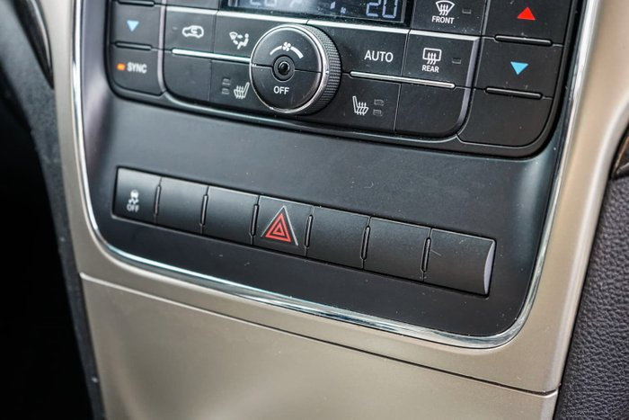 2013 Jeep Grand Cherokee Laredo WK MY13 4X4 Constant Mineral Grey