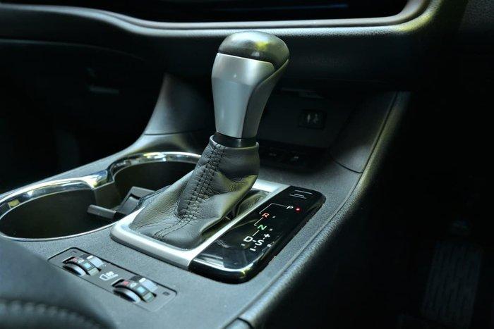 2014 Toyota Kluger Grande GSU50R Predawn Grey