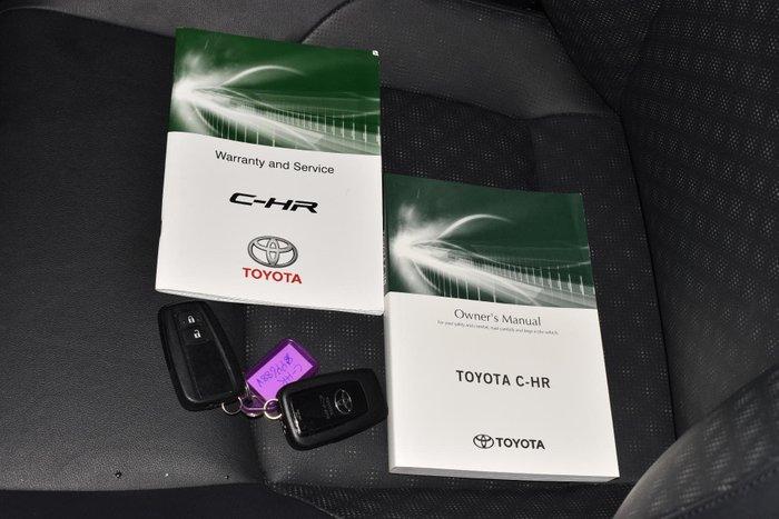 2017 Toyota C-HR Koba NGX10R Crystal Pearl