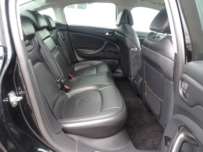 2013 Citroen C5 Exclusive HDi X7 MY13 Noir Perla Nera