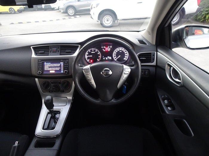 2014 Nissan Pulsar ST-L B17 Silver