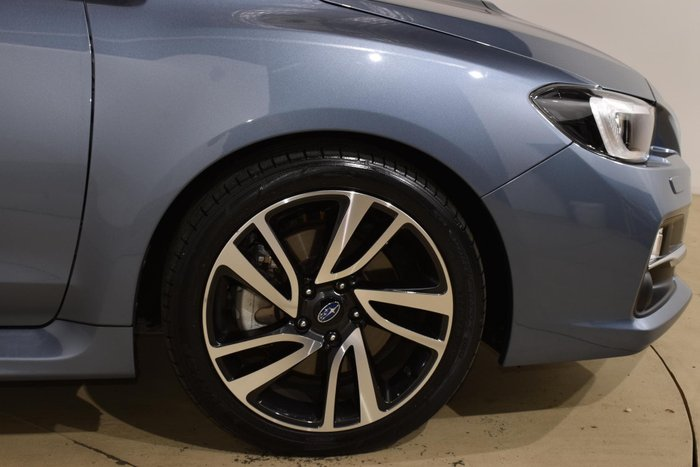 2017 Subaru Levorg 2.0 GT-S V1 MY17 AWD Dark Grey
