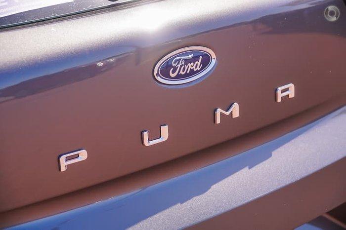 2021 Ford Puma JK MY21.25 Magnetic