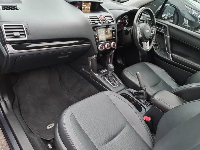 2018 Subaru Forester 2.5i-L Luxury S4 MY18 AWD Grey
