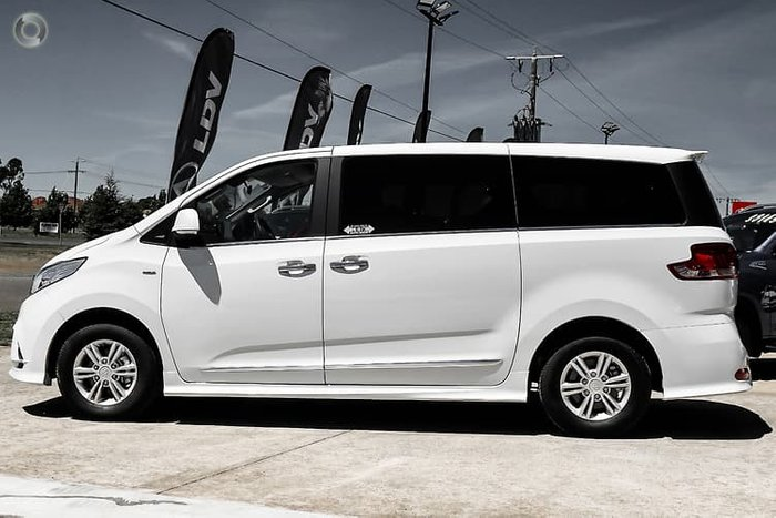 2021 LDV G10 Executive SV7A Blanc White