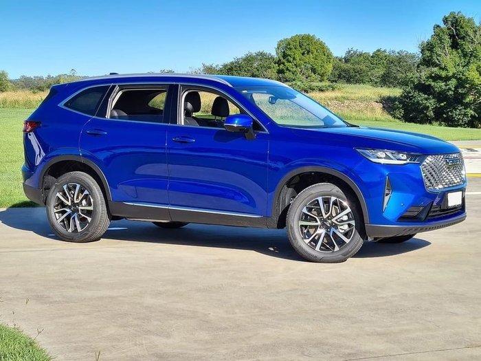 2021 Haval H6 Lux (No Series) Blue