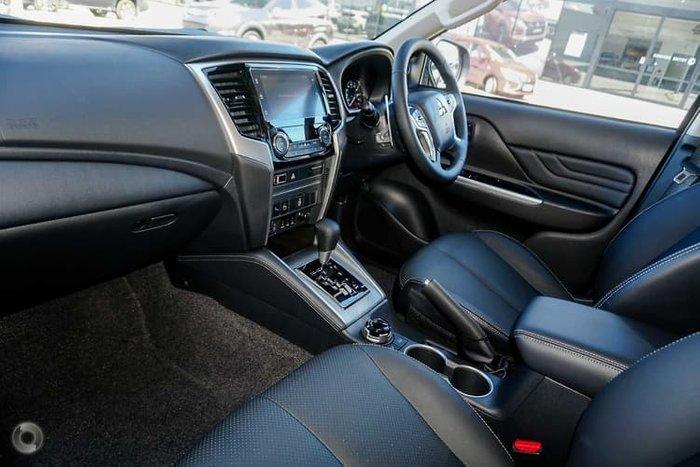 2020 Mitsubishi Triton GSR MR MY21 4X4 Dual Range Black Mica