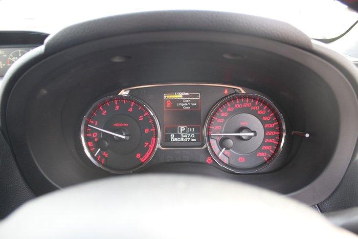 2015 Subaru WRX Premium V1 MY16 AWD Dark Grey
