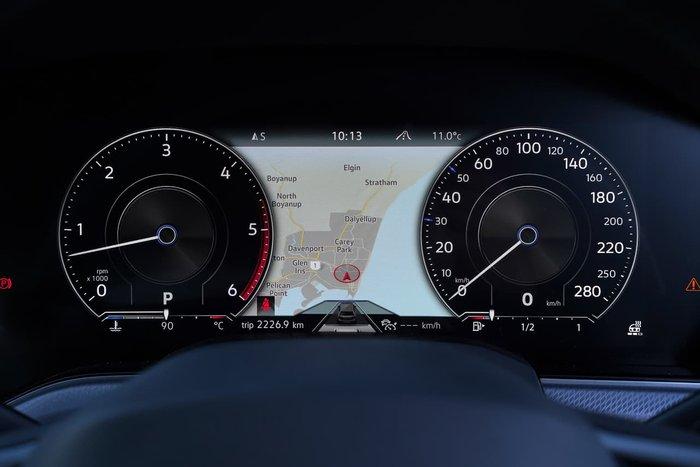 2021 Volkswagen Touareg 210TDI R-Line CR MY21 Four Wheel Drive Grey