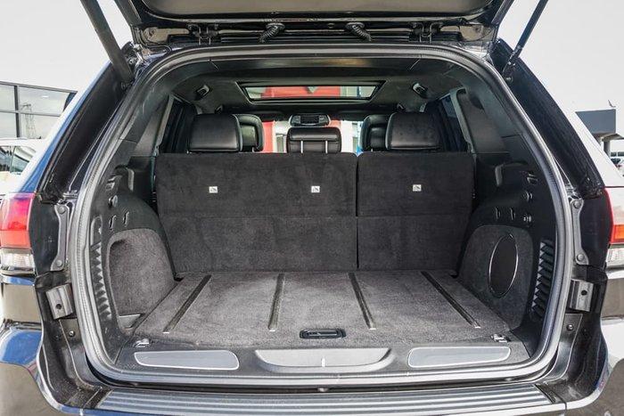 2015 Jeep Grand Cherokee SRT WK MY15 4X4 On Demand Brilliant Black