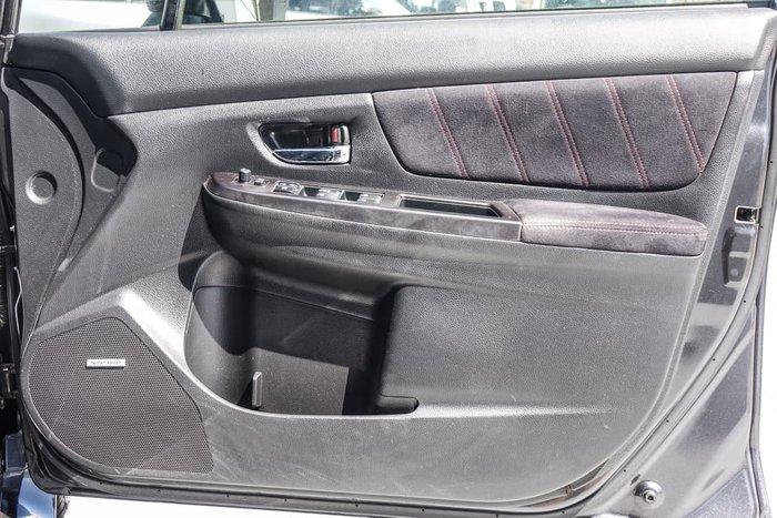 2014 Subaru WRX STI V1 MY15 AWD Dark Grey