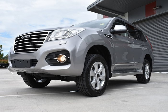 2021 Haval H9 Ultra MY19 Four Wheel Drive Grey