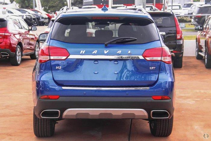 2021 Haval H2 Premium MY20 Blue