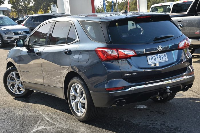 2019 Holden Equinox LT EQ MY18 Blue
