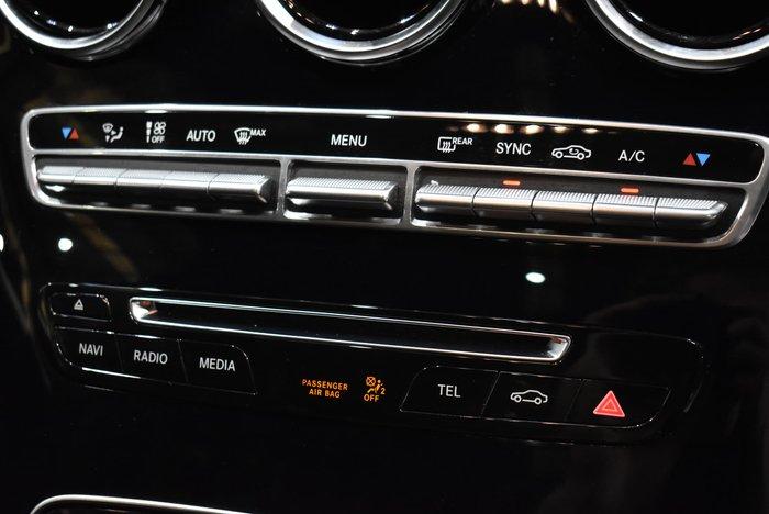 2014 Mercedes-Benz C-Class C250 W205 Iridium Silver