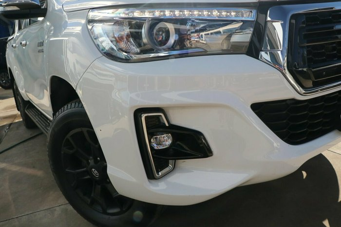 2017 Toyota Hilux SR5 GUN126R 4X4 Dual Range
