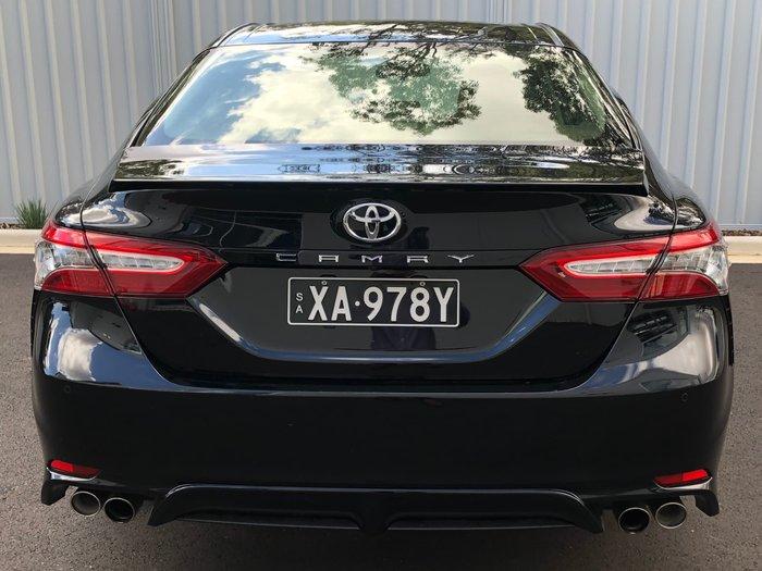 2019 Toyota Camry SX ASV70R Eclipse Black