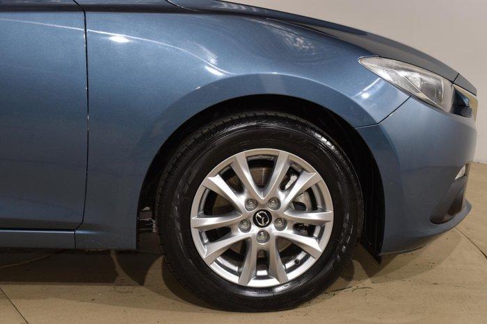 2015 Mazda 3 Maxx BM Series Blue