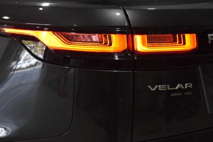 2018 Land Rover Range Rover Velar D300 HSE L560 MY18 AWD Carpathian Grey
