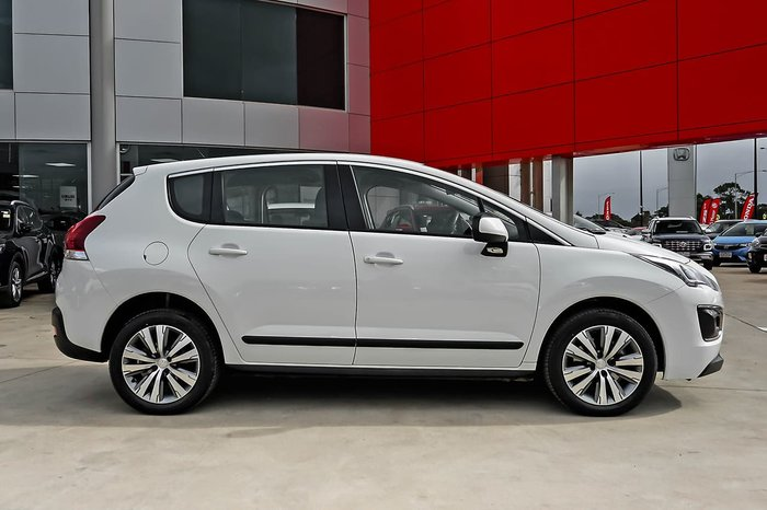 2016 Peugeot 3008 Active T8 MY15 White