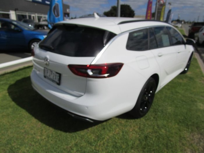 2018 Holden Commodore LT ZB MY19 White