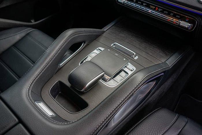 2019 Mercedes-Benz GLE-Class GLE300 d V167 Four Wheel Drive White