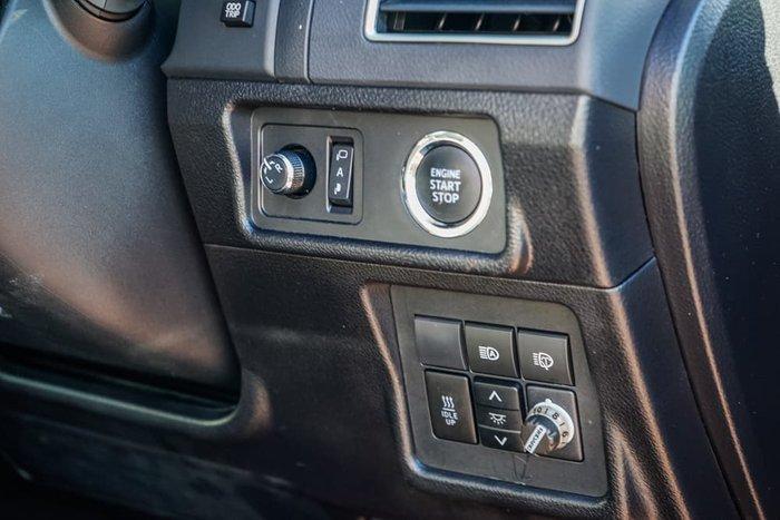 2019 Toyota Landcruiser Prado VX GDJ150R 4X4 Dual Range Eclipse Black