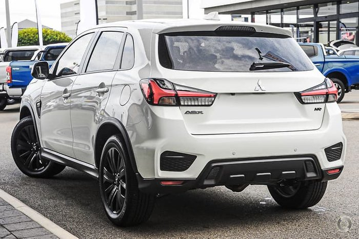 2021 Mitsubishi ASX MR XD MY21 White