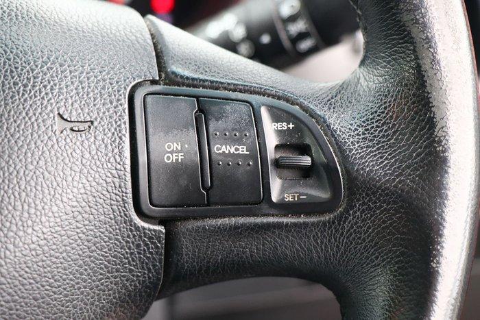 2013 Kia Sportage Platinum SL MY13 4X4 On Demand Techno Orange