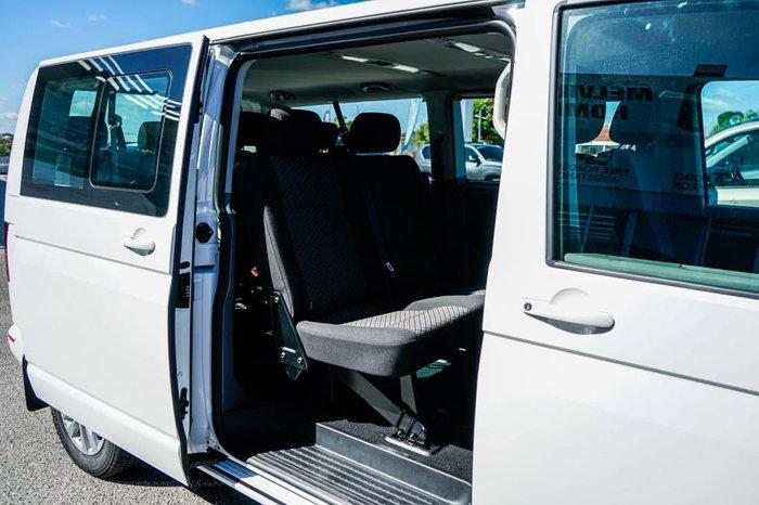 2021 Volkswagen Caravelle TDI340 Trendline T6.1 MY21 Candy White